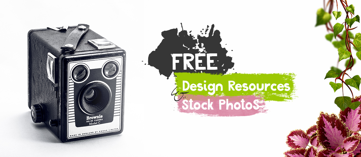 Best Free Design Resources & Awesome Free Stock Images