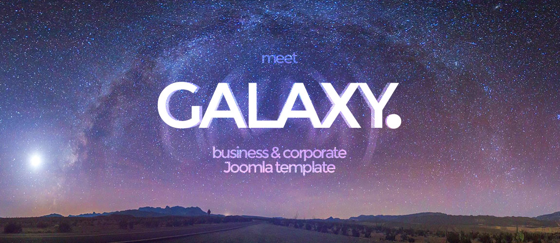 meet galaxy a gantry 5 theme for joomla