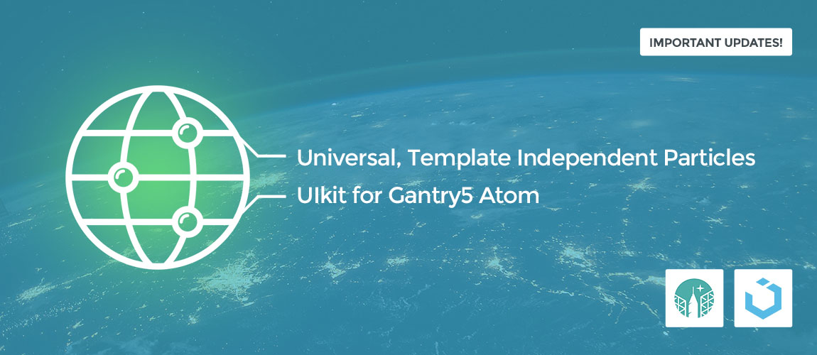 InspireTheme - Gantry 5 Templates and Particles