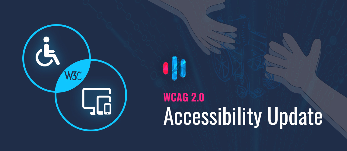 WCAG 2.0 Accessibility Update